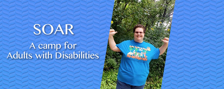 a camp for adults with disabilities